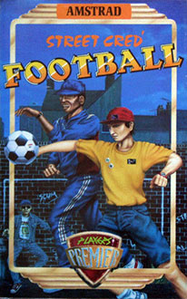 Juego online Street Cred' Football (CPC)