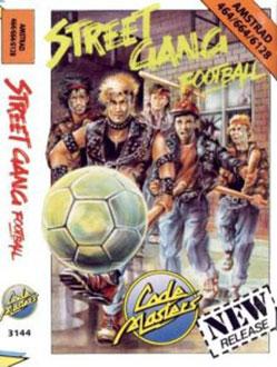 Juego online Street Gang Football (CPC)