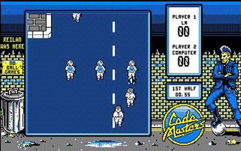 Imagen de la descarga de Street Gang Football