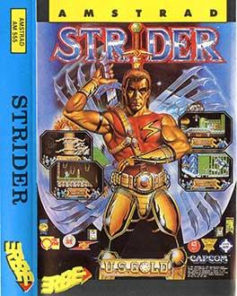 Juego online Strider (CPC)