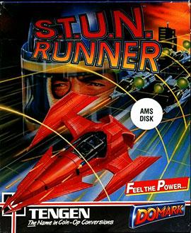 Juego online S.T.U.N. Runner (CPC)