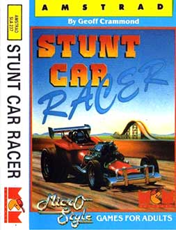 Juego online Stunt Car Racer (CPC)