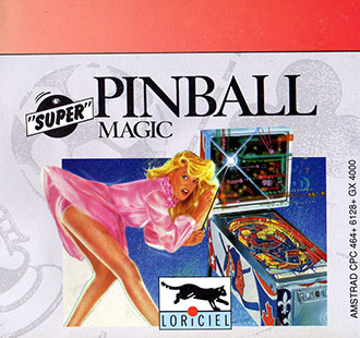 Portada de la descarga de Super Pinball Magic