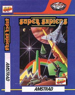 Juego online Super Sapiens (CPC)