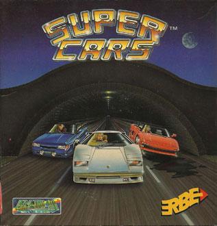 Juego online Super Cars (CPC)