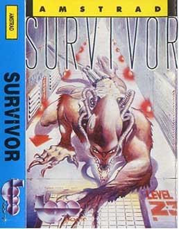 Portada de la descarga de Survivor
