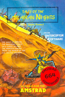 Juego online Tales of the Arabian Nights (CPC)