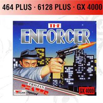 Portada de la descarga de The Enforcer