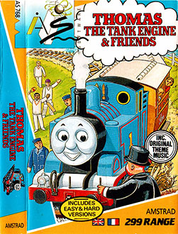 Juego online Thomas The Tank Engine (CPC)