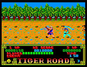 Imagen de la descarga de Tiger Road