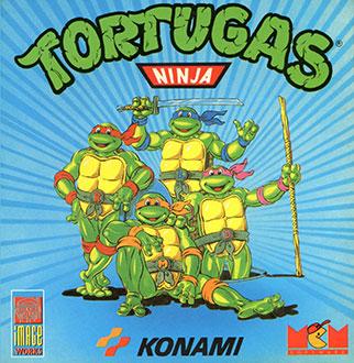 Juego online Tortugas Ninja (CPC)