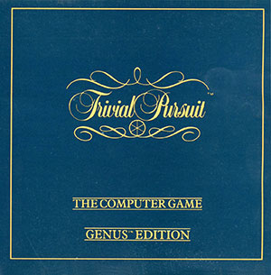 Carátula del juego Trivial Pursuit Genus Edition (CPC)