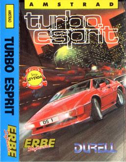 Portada de la descarga de Turbo Esprit