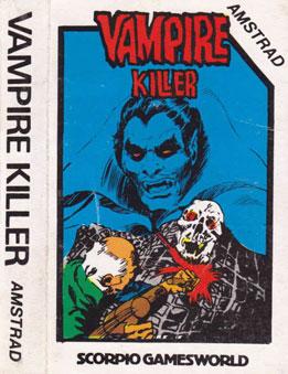 Juego online Vampire Killer (CPC)