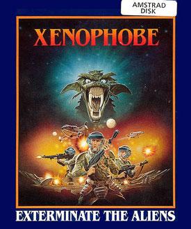 Juego online Xenophobe (CPC)