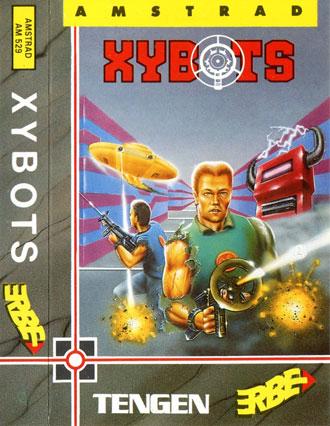 Portada de la descarga de Xybots