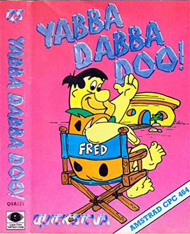 Portada de la descarga de Yabba Dabba Doo!