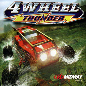 Juego online 4 Wheel Thunder (DC)