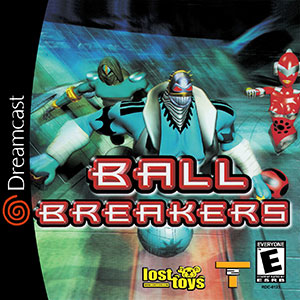 Portada de la descarga de Ball Breakers