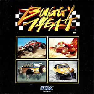 Juego online Buggy Heat (DC)