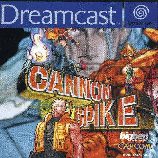 Juego online Cannon Spike (DC)