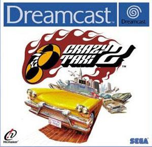 Juego online Crazy Taxi 2 (DC)