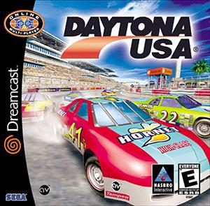 Juego online Daytona USA (DC)