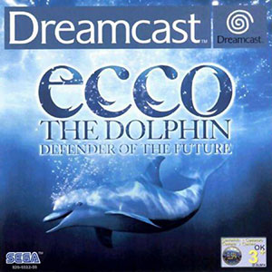 Portada de la descarga de Ecco the Dolphin: Defender of the Future