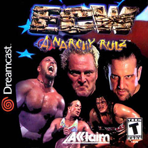 Juego online ECW: Anarchy Rulz (DC)
