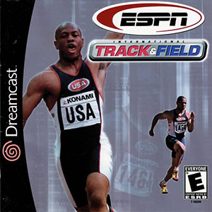 Juego online ESPN International Track & Field (DC)