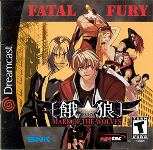 Juego online Fatal Fury: Mark of the Wolves (DC)