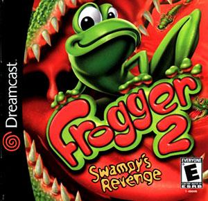 Juego online Frogger 2: Swampy's Revenge (DC)