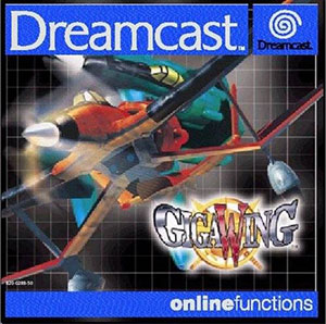 Juego online Giga Wing (DC)