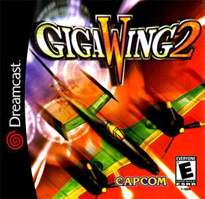 Carátula del juego GigaWing 2 (DC)