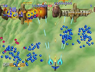 Imagen de la descarga de GigaWing 2