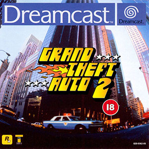 Juego online Grand Theft Auto 2 (DC)