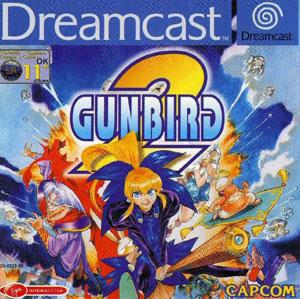 Juego online Gunbird 2 (DC)