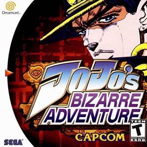 Juego online JoJo's Bizarre Adventure (DC)