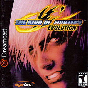 Juego online The King of Fighters: Evolution (DC)
