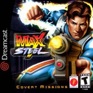 Portada de la descarga de Max Steel: Covert Missions