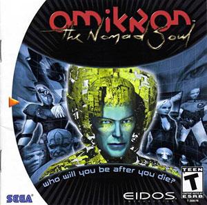 Portada de la descarga de Omikron: The Nomad Soul