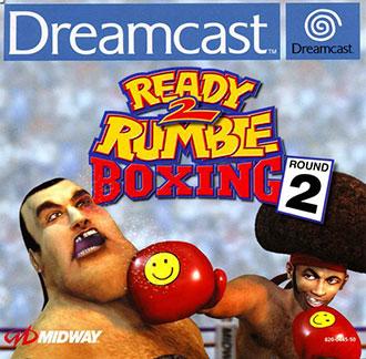 Portada de la descarga de Ready 2 Rumble Boxing: Round 2