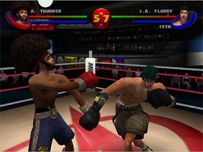 Imagen de la descarga de Ready 2 Rumble Boxing: Round 2