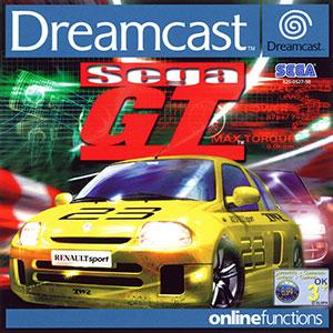 Portada de la descarga de Sega GT
