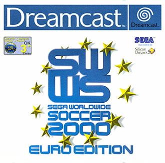 Portada de la descarga de Sega Worldwide Soccer 2000: Euro Edition