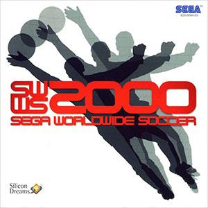 Portada de la descarga de Sega Worldwide Soccer 2000