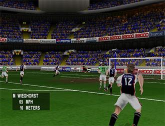 Imagen de la descarga de Sega Worldwide Soccer 2000