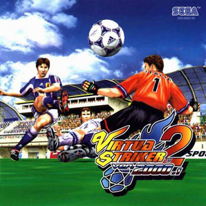 Portada de la descarga de Virtua Striker 2