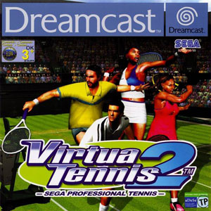 Portada de la descarga de Virtua Tennis 2