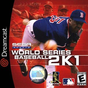 Juego online World Series Baseball 2K1 (DC)